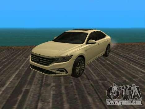 Volkswagen Passat 380TSI for GTA San Andreas