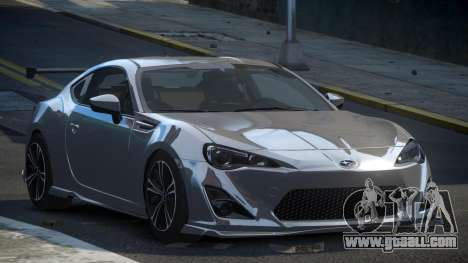Subaru BRZ SP-U for GTA 4