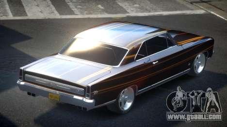 Chevrolet Nova PSI US S10 for GTA 4
