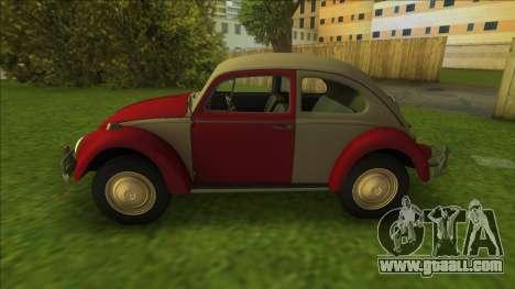 Volkswagen Beetle 1967 for GTA Vice City