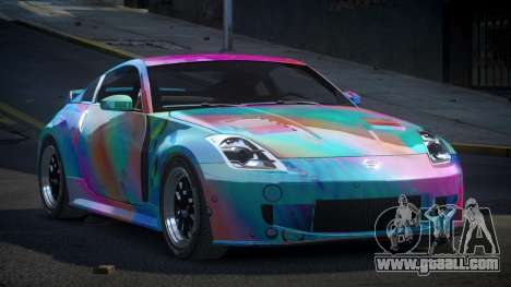 Nissan 350Z iSI S10 for GTA 4