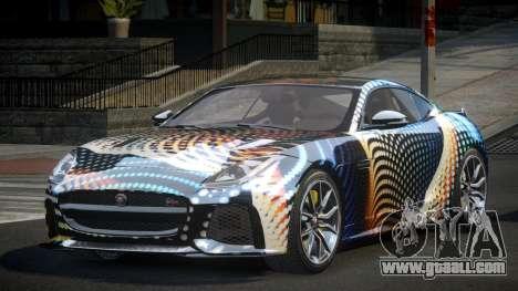 Jaguar F-Type U-Style S3 for GTA 4