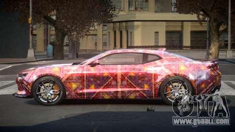 Chevrolet Camaro GS-R S5 for GTA 4