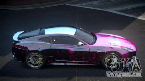 Jaguar F-Type U-Style S2 for GTA 4