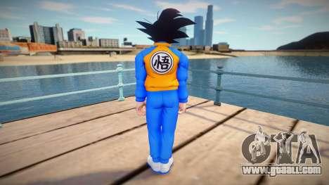 Goku Sport for GTA San Andreas