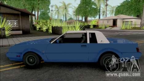 Willard Faction for GTA San Andreas