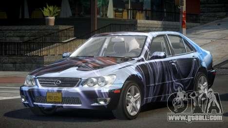 Lexus IS300 U-Style S10 for GTA 4