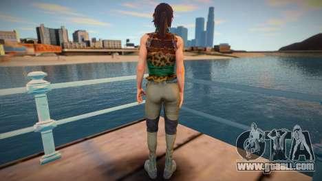 Lara Kantus for GTA San Andreas