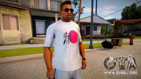 Cuban Gang T-Shirt for GTA San Andreas
