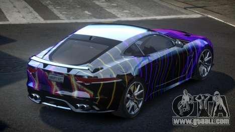 Jaguar F-Type U-Style S9 for GTA 4