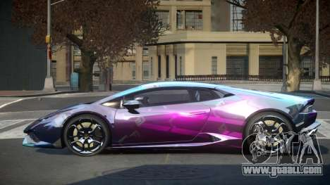 Lamborghini Huracan LP610 S5 for GTA 4