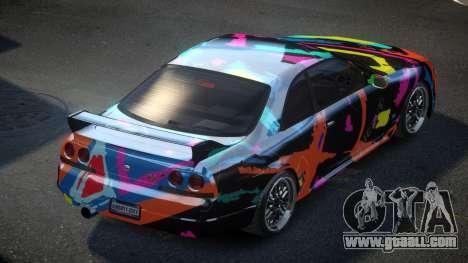Nissan Skyline R33 US S5 for GTA 4