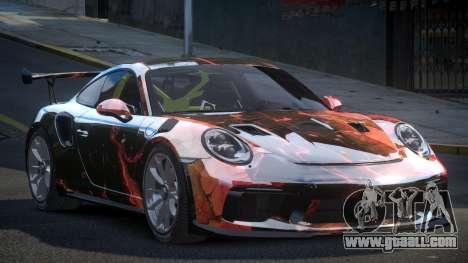 Porsche 911 BS GT3 S3 for GTA 4