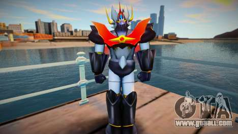 Super Robot Taisen Mazinkaiser for GTA San Andreas
