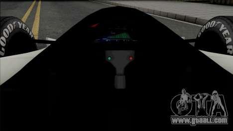 McLaren MP4-6 Ayrton Senna (Formula 1) for GTA San Andreas