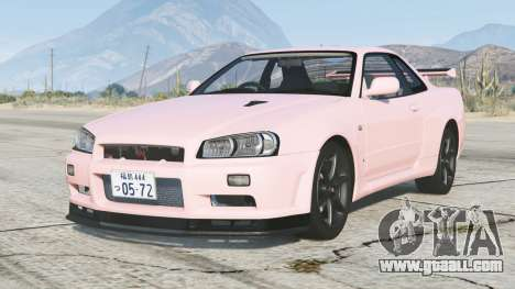 Nissan Skyline GT-R V-spec II〡add-on v1.6.1a