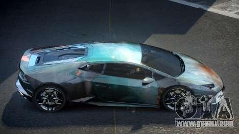 Lamborghini Huracan GST S1 for GTA 4