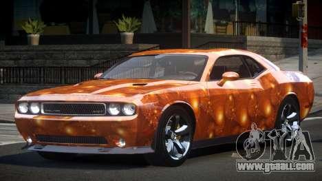 Dodge Challenger SP 392 S8 for GTA 4