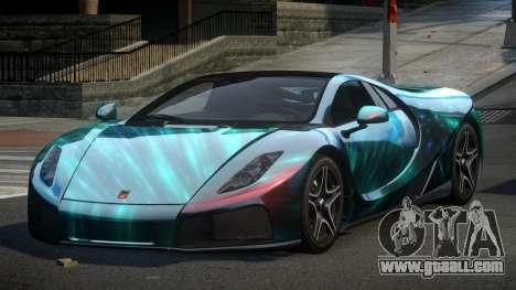 GTA Spano BS-U S7 for GTA 4
