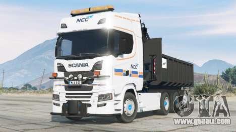 Scania S730 Highline Construction Truck [ELS]