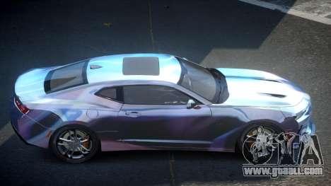Chevrolet Camaro GS-R S8 for GTA 4