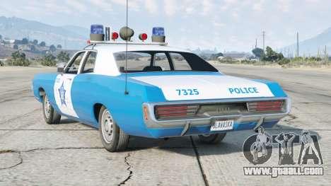 Dodge Polara 1971〡Chicago Police〡add-on [ELS]