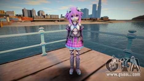 Neptunia Virtual Stars Kin v3 for GTA San Andreas