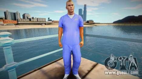 Dwayne for GTA San Andreas