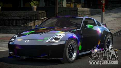 Nissan 350Z iSI S9 for GTA 4
