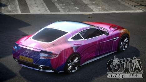 Aston Martin Vanquish iSI S3 for GTA 4