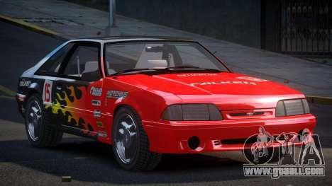 Ford Mustang SVT 90S S1 for GTA 4