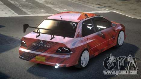 Mitsubishi Lancer VII PSI-U S3 for GTA 4
