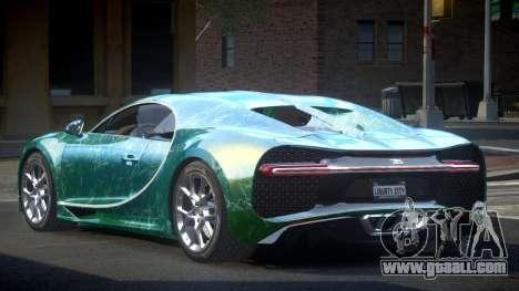 Bugatti Chiron BS-R S2 for GTA 4
