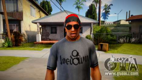 Headdress from GTA V for GTA San Andreas