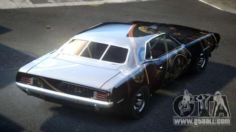 Plymouth Cuda SP Tuning S1 for GTA 4