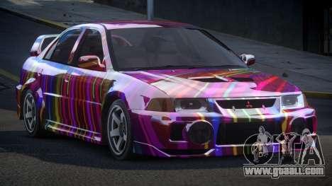 Mitsubishi Lancer VI U-Style S2 for GTA 4
