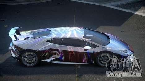 Lamborghini Huracan BS-Z S3 for GTA 4