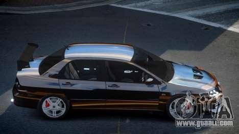 Mitsubishi Lancer VII PSI-U S10 for GTA 4
