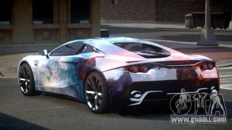 Arrinera Hussarya S5 for GTA 4