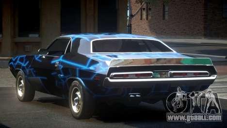 Dodge Challenger SP71 S7 for GTA 4