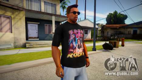 ASAP Rocky T-Shirt for GTA San Andreas