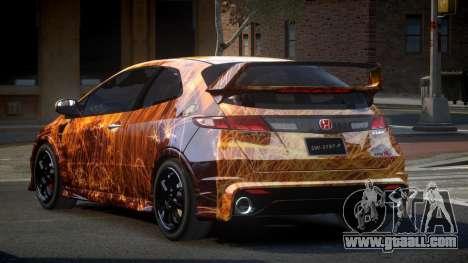 Honda Civic SP Type-R S9 for GTA 4