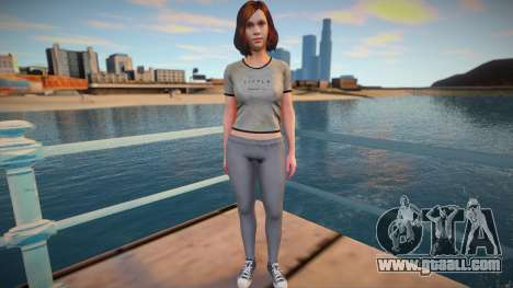 Lucy for GTA San Andreas