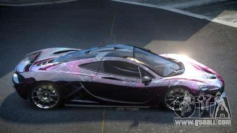 McLaren P1 ERS S6 for GTA 4