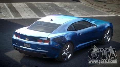 Chevrolet Camaro BS-U S8 for GTA 4