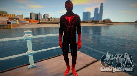 Matter Suit for GTA San Andreas