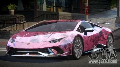 Lamborghini Huracan BS-Z S2 for GTA 4