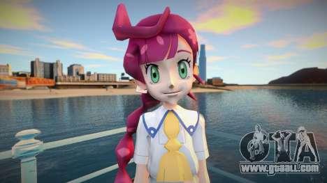 Pokemon Journeys Chloe V3 final for GTA San Andreas