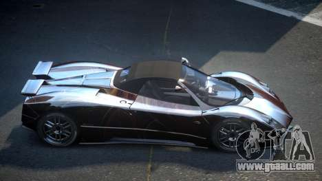 Pagani Zonda BS-S S6 for GTA 4