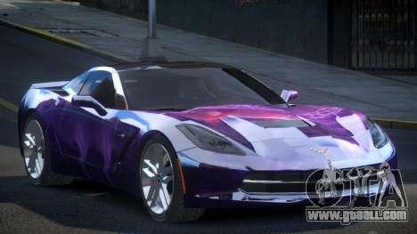 Chevrolet Corvette BS Z51 S4 for GTA 4